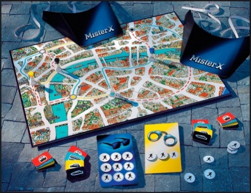 "Настольная игра ""Junior Scotland Yard"" Ravensburger, 82402  не дорого"