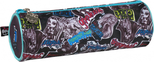 Пенал 640 Monster High, Kite MH15-640K