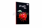 "Блокнот А5 ""Frutti note"", burgundy, 00145, TM Profiplan"