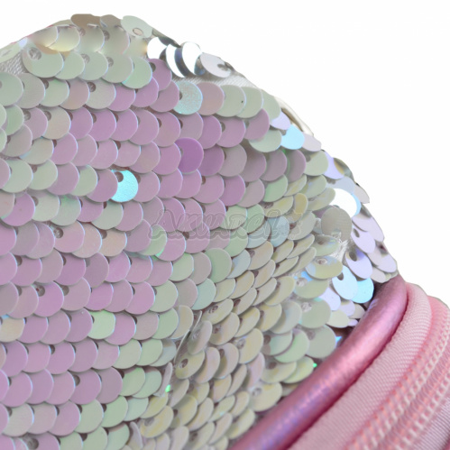"Пенал мягкий  TP-24 ""Sneakers with sequins"" pink, 23,5*10*8,5, 532723 доставка"