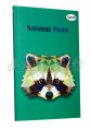 "Блокнот B6 ""Animal note"", green, 50650, TM Profiplan"