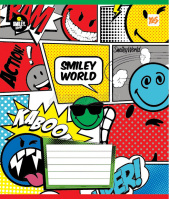 Тетрадь 12 кл YES Smiley World (3883)