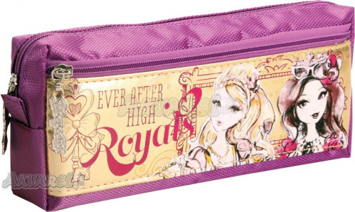 "Пенал мягкий ""Ever after high"" 20*7*4,5 см, 531038"