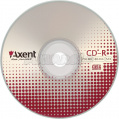 Диск CD-R 700MB / 80 min AXENT 52*25 cake (8104)