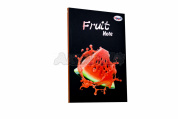 "Блокнот А5 ""Frutti note"", red, 00114, TM Profiplan"