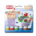 Краска Instant Playcolor one textil disp (6) assort 10401