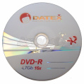 Диск DVD-R 4.7Gb DATEX (фасов.)