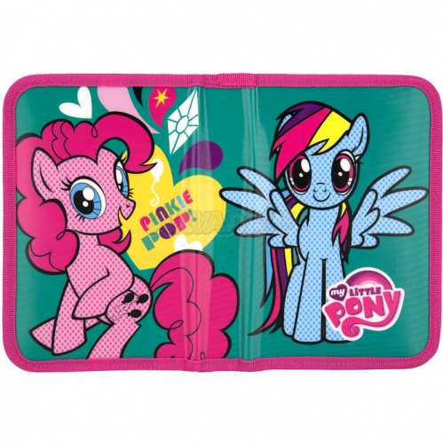 Пенал 1 отд, 1 отд, без напол. 621 Little Pony, Kite LP16-621 не дорого