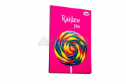 "Блокнот А5 ""Artbook"", rainbow ""Candy"", 00152, TM Profiplan"
